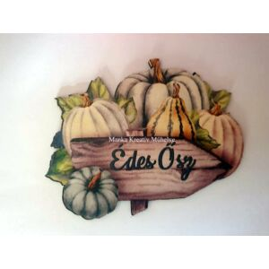 Tökös táblácska - Édes ősz